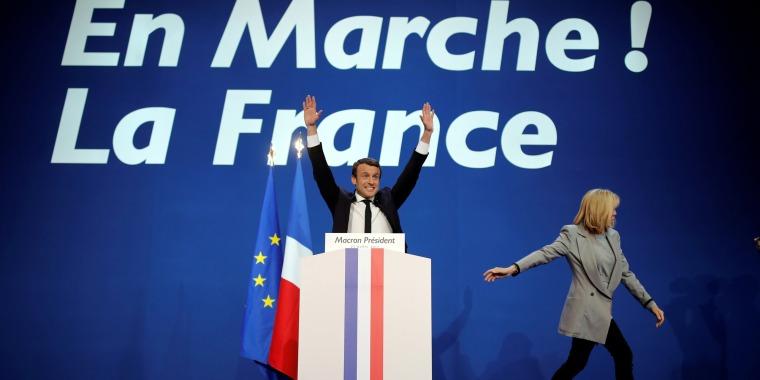 Chez-Macron-un-avant-gout-de-victoire